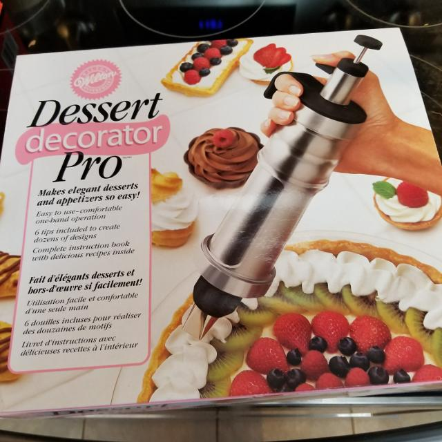 Find More Wilton Dessert Decorator Pro Bnib For Sale At Up To 90 Off