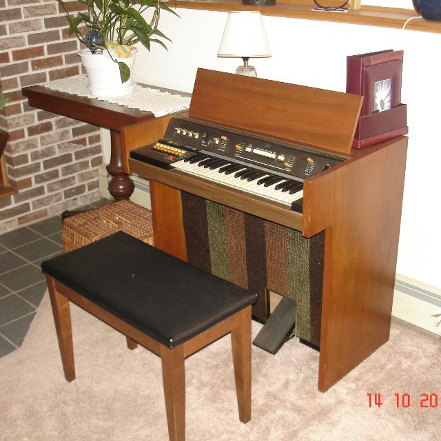 Organ For Sale >> Vintage Organ For Sale The Sounder From Hammond
