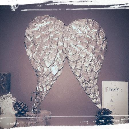 Wall hanging Angel wings for sale  Canada