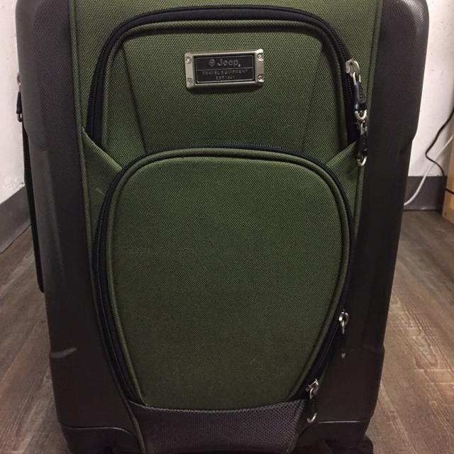1e944a0a322 Find more Jeep Suitcase for sale at up to 90% off