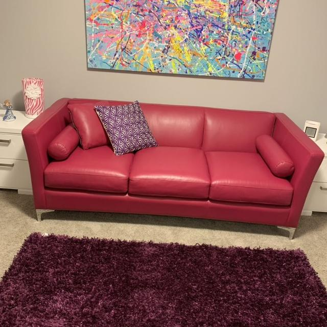 Leather Hide A Bed Sofa: Find More Leather Couch/hide A Bed For Sale At Up To 90% Off