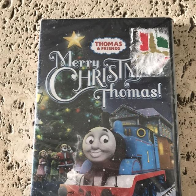 BN Thomas the Train Christmas Movie