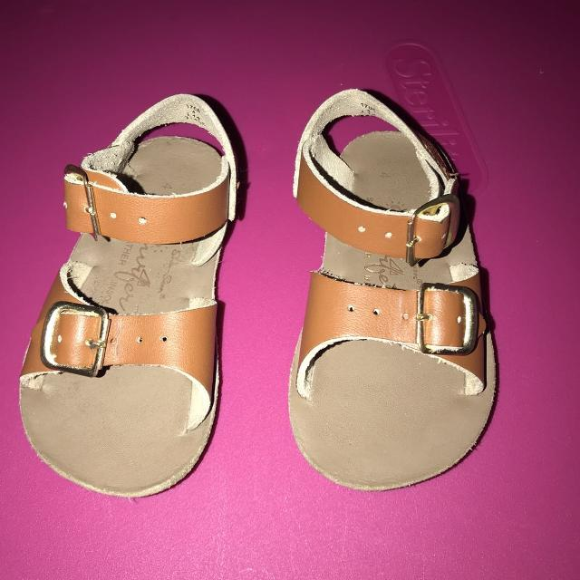 85e62ed15980 Best Saltwater Sandals - Size 4 for sale in Victoria