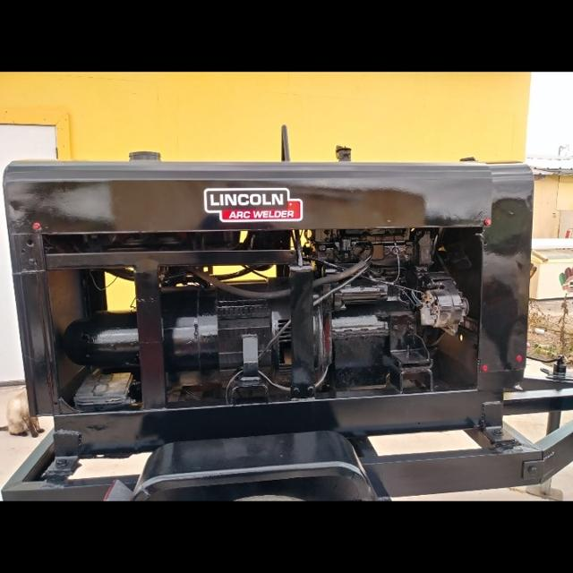 Best Lincoln Arc Welder Sa 250 For Sale In Brazoria County Texas For 2020