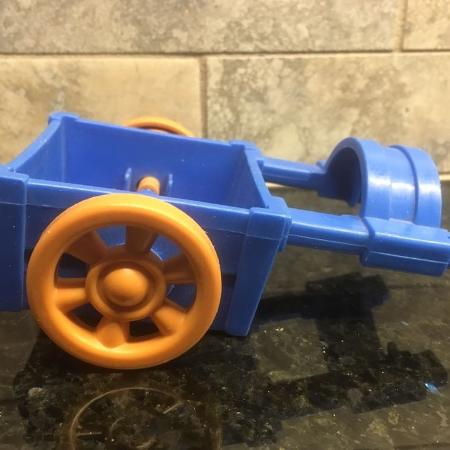 Used, Little People Horse Cart Wagon for sale  Canada