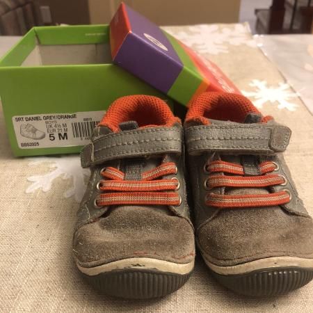 70e93542a68 Best New and Used Baby   Toddler Boys Shoes near Ladner