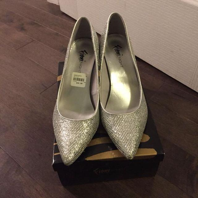 a28ed8496136 Best Silver Sparkly Heels for sale in Victoria