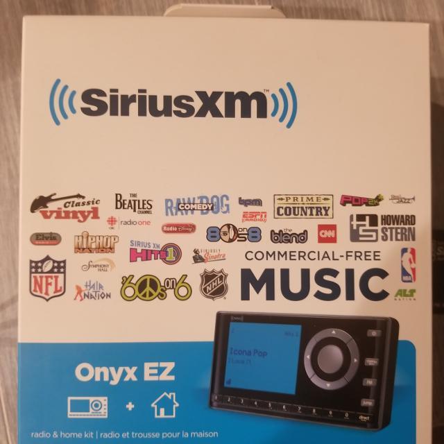 Xm Radio Christmas.Sirius Onyx Xm Radio