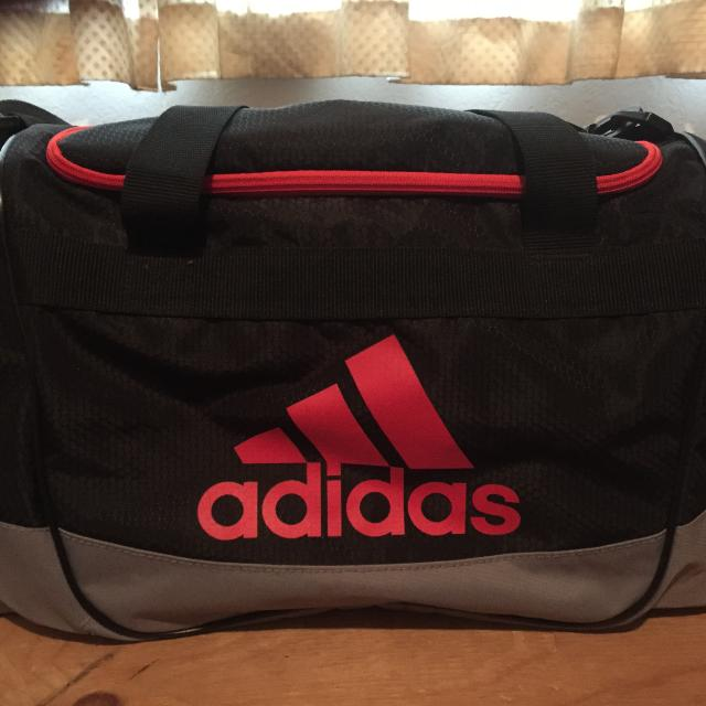 3ee365dd1af360 Find more Brand New Adidas Gym Bag ($10 If Picked Up Today) for sale ...