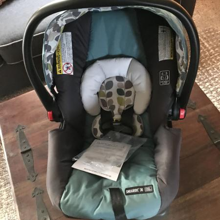 Brand New Graco Click Connect Infant Car Seat