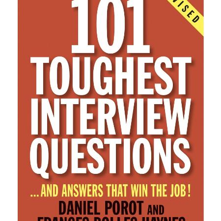 Used, 101 Toughest Interview Questions for sale  Canada