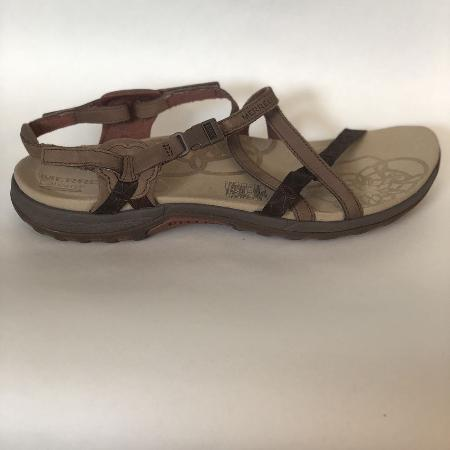 MERRELL Brown Walking/Hiking Sandals,... for sale  Canada