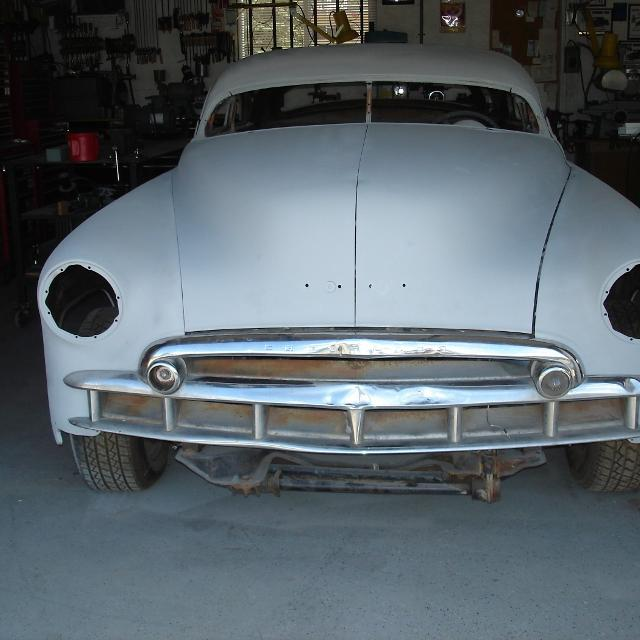1949 Chevy Coupe Project Car $1500  or trade due to illness