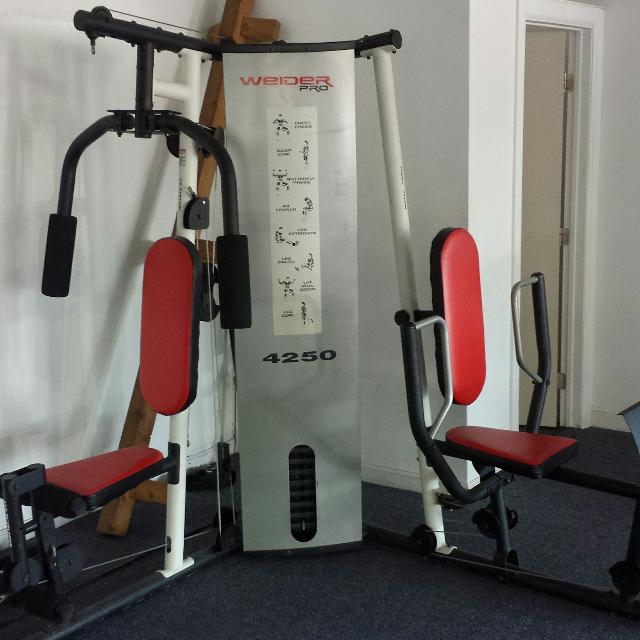Weider pro 575 classifieds buy & sell weider pro 575 across the.