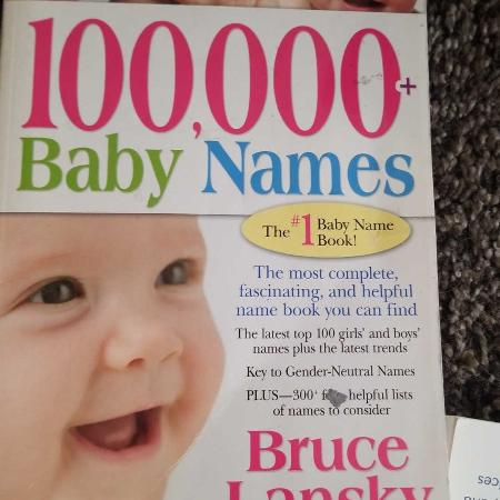 name book for sale  Canada