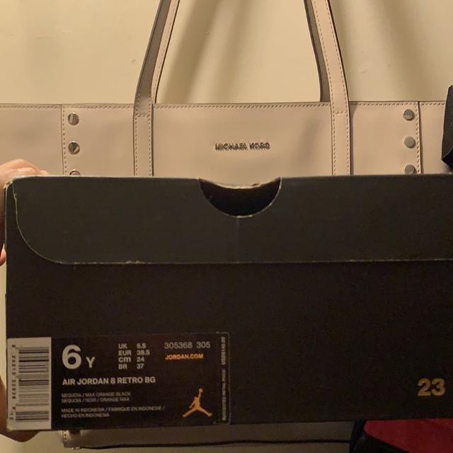 check out a5f3a 81bd8 Retro Jordan 8 (GS)