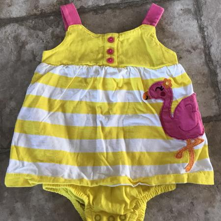 Baby girls 9 months carters flamingo... for sale  Canada