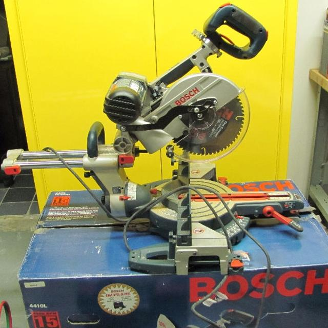 Best Bosch 4410l Miterr Saw for sale in Barrie, Ontario for 2021