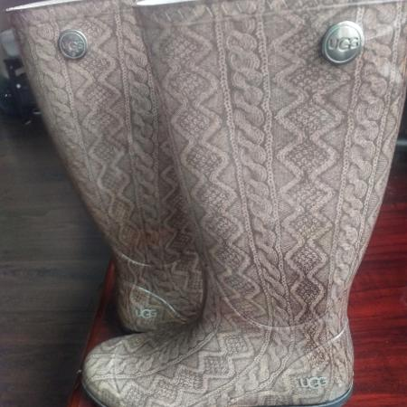 Ugg rain boot, used for sale  Canada