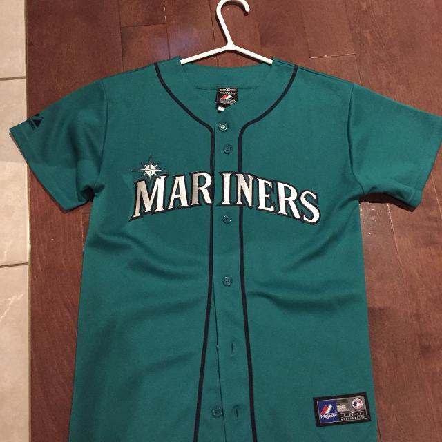 premium selection 32aeb dadce Seattle Mariners baseball jersey
