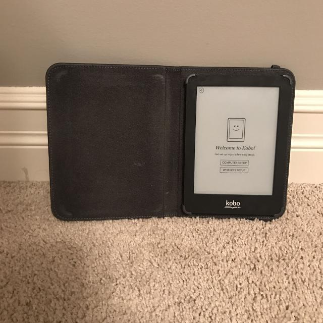 Kobo Glo model N613  Excellent condition