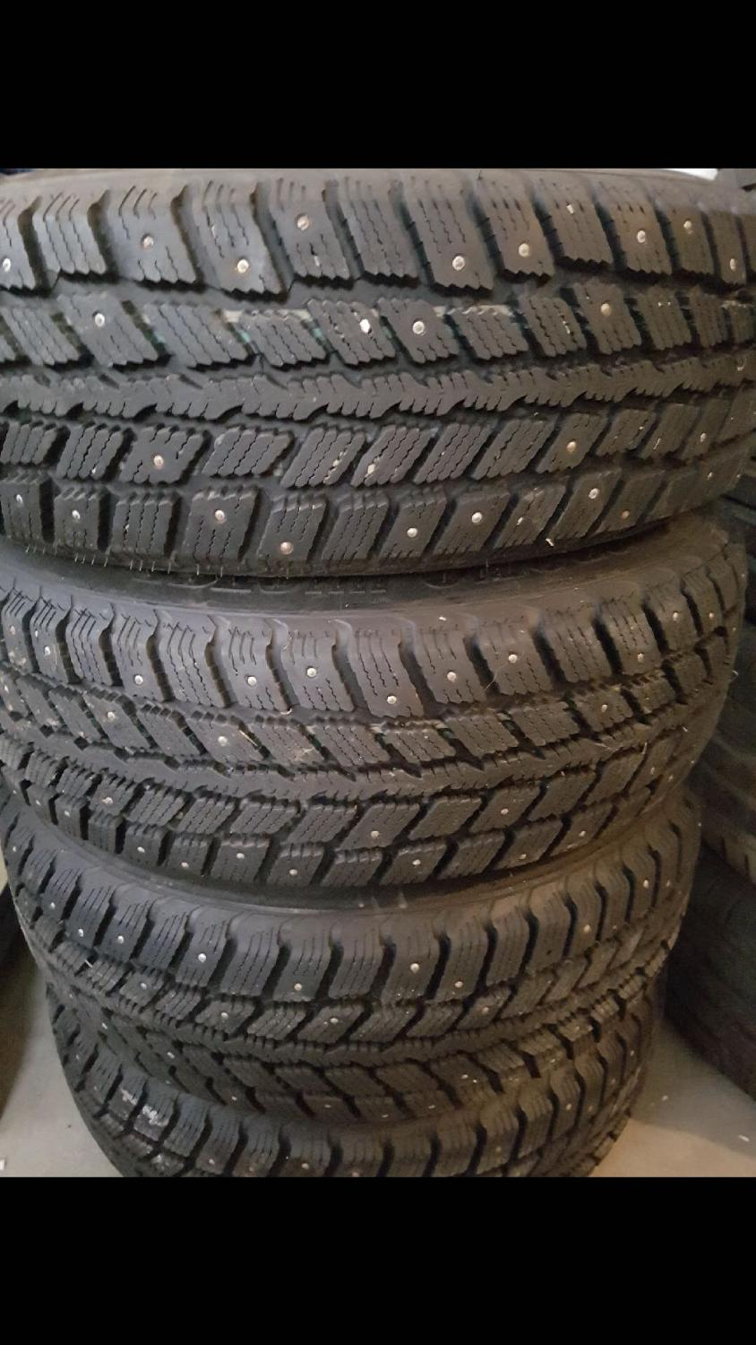 best pretty much brand new winter tires 4 205 70r15 95 for sale in airdrie alberta for 2019. Black Bedroom Furniture Sets. Home Design Ideas