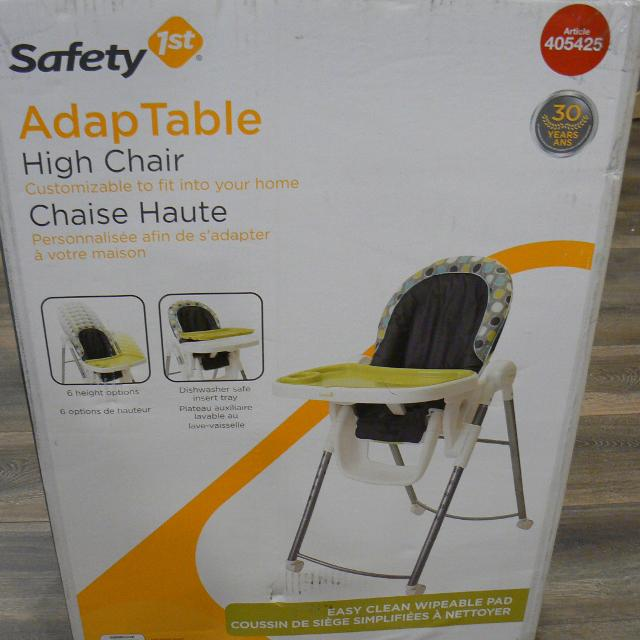 12b37b2569ca Best Dorel Safety First High Chair for sale in Dollard-Des Ormeaux ...