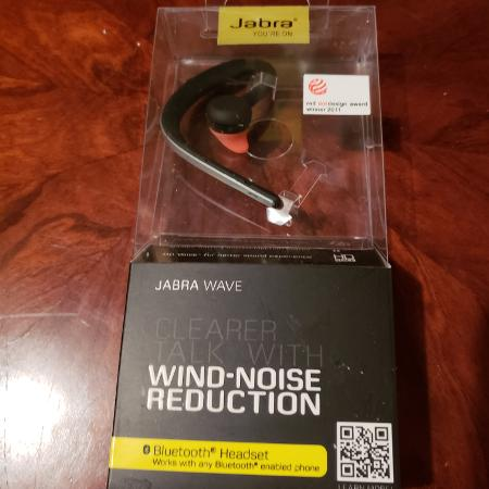 Used, JABRA WAVE BLUETOOTH HEADSET for sale  Canada