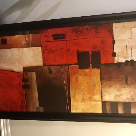 Contemporary abstract art painting for sale  Canada