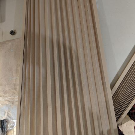 Beige fabric blinds for sale  Canada