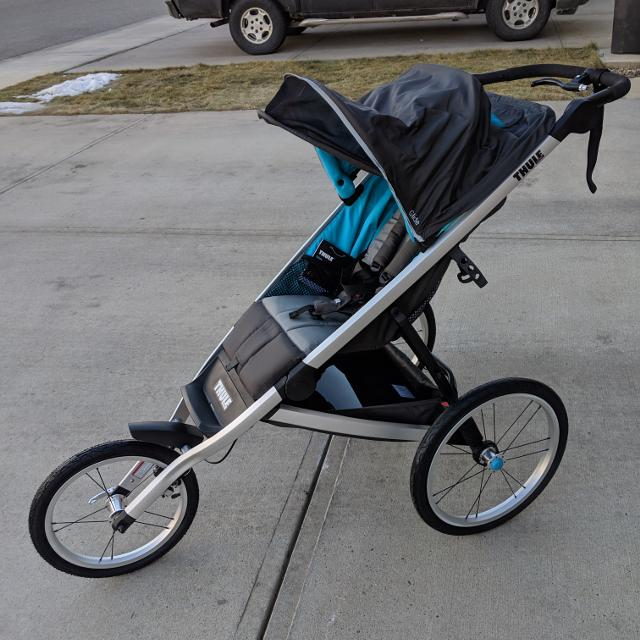 Best Thule Glide Sport Stroller for sale in Calgary ...