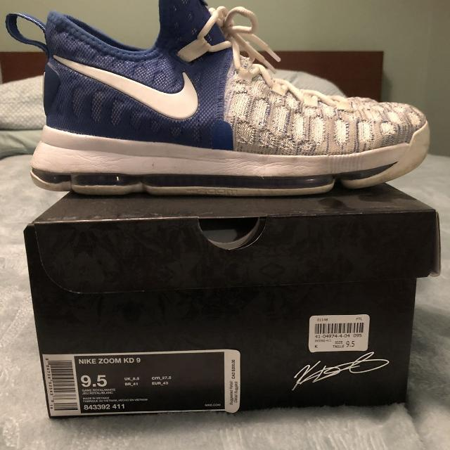 quality design a2528 b5b17 Best Nike Kd 9 Men s Size 9.5 for sale in Oshawa, Ontario for 2019