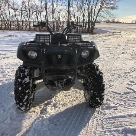 2002 YAMAHA GRIZZLY 660 for sale  Canada