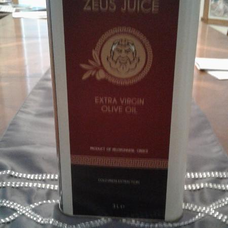 Used, Zeus Juice Olive Oil for sale  Canada