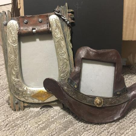 Western picture frames for sale  Canada