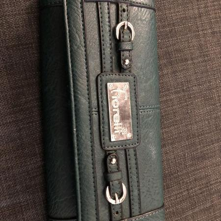 Green wallet, used for sale  Canada