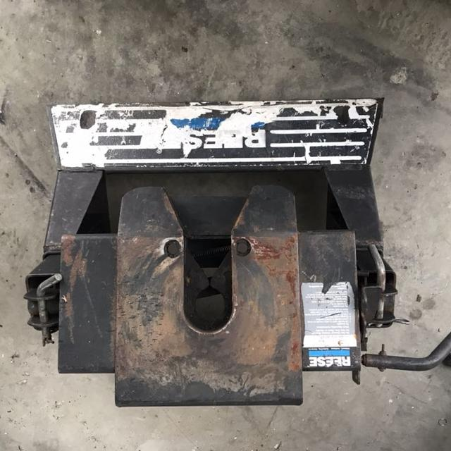 5Th Wheel Hitch For Sale >> Reese 22 000lbs 5th Wheel Hitch