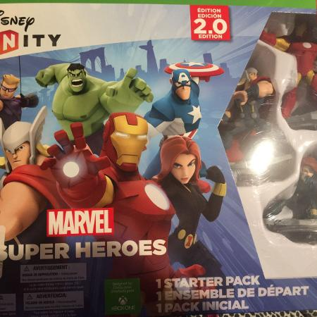 Used, Disney infinty 2.0 xbox one for sale  Canada