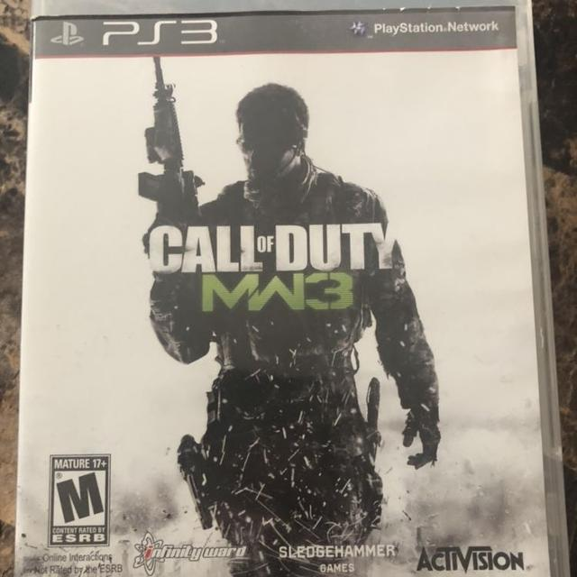 Best Call Of Duty Modern Warfare 3 For Playstation 3 For Sale In