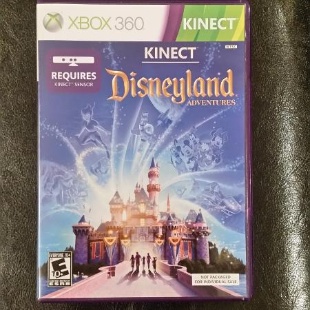 Used, XBOX 369 Disneyland Adventures Kinect... for sale  Canada