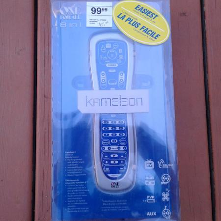 """Used, REMOTE CONTROL """"KAMELEON"""" for sale  Canada"""