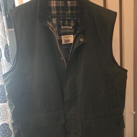 Used, Barbour Westmorland A220 waxed cotton... for sale  Canada