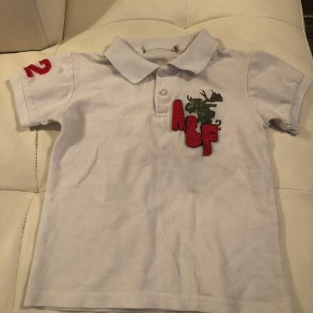 Abercrombie & Fitch size 4 boys polo..., used for sale  Canada