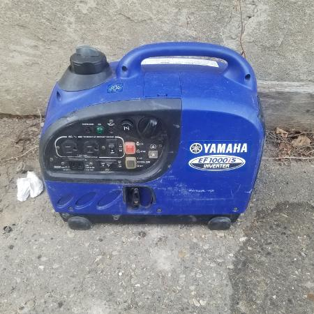 Yamaha EF1000is inverter generator, used for sale  Canada