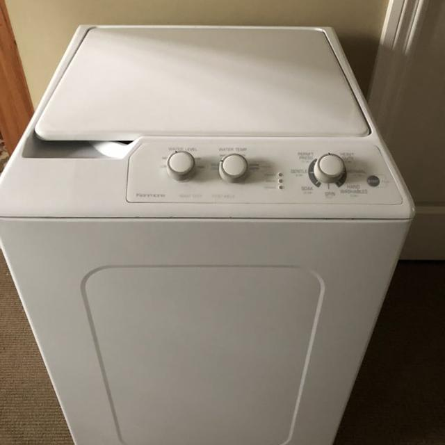 Kenmore portable washer - apartment size