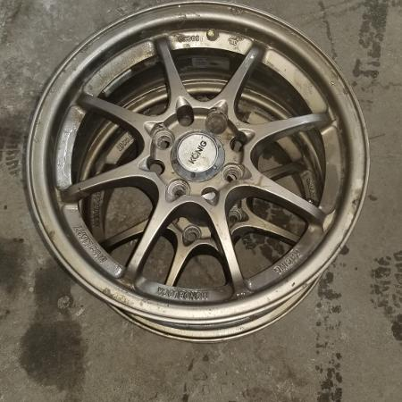 "15"" Koing ultralight wheels, used for sale  Canada"