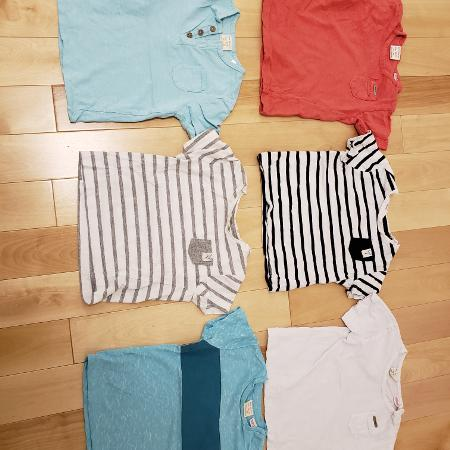 Zara T shirts size 12-18 Mo for sale  Canada