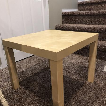 Ikea Lack Side Table for sale  Canada