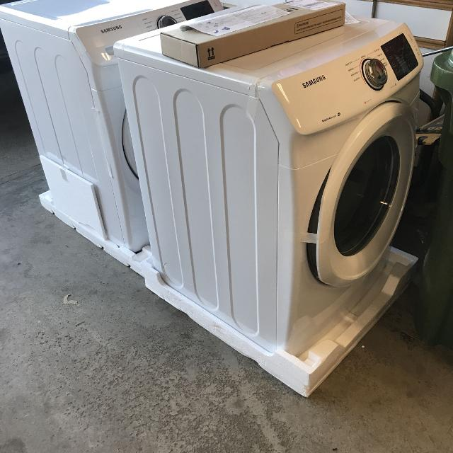 Looking for someone to move my new appliances into my basement