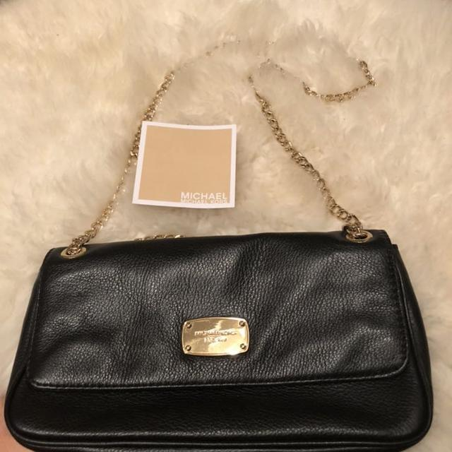 839c389d8716 Best Authentic Michael Kors Black Crossbody Bag for sale in Victoria,  British Columbia for 2019